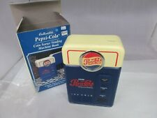 Vintage Advertising Pepsi Coin Sorter Vending Machine Bank China M-682