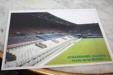 CP CARTE POSTALE STADE )) STRASBOURG / STADE DE LA MEINAU