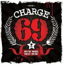 """CHARGE 69 MUCH MORE THAN MUSIC VOLUME 1 RECORD + CD 12"""" LP VINYLE NEUF NEW VINYL"""