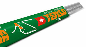 TERSA Blade - HSS Planing Knives - Original Swiss Blades