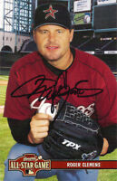 2x World Series Champion Roger Clemens Autograph Signed Photo