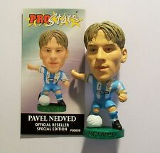 Prostars LAZIO (HOME) NEDVED, PRO1156 Loose With Card LWC