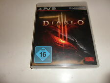 PLAYSTATION 3 Diablo III