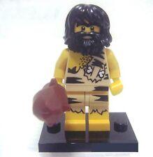 LEGO Series 1 SEALED Caveman Prehistoric Dinosaur Club Bone Loincloth Fur 8683