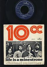 10 CC - Life is a Minestraone - Channel Swimmer - HOLLAND