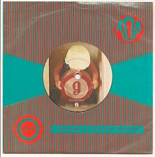 """TOP - CRAZY + EASY (LIVING ON CLOUD NINE) 7"""" SINGLE IN TOP PIC SLEEVE 1991 EX/EX"""