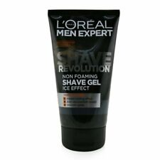 L'Oreal Men Expert Shave Revolution Non Foaming Shave Gel (Ice Effect) 150ml