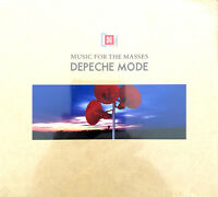 Depeche Mode CD+DVD Music For The Masses - Digipak - Europe (M/M - Scellé)