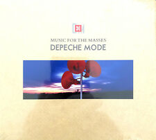 Depeche Mode ‎CD+DVD Music For The Masses - Digipak - Europe (M/M - Scellé)