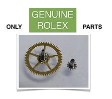 Genuine Rolex Center Wheel & Cannon Pinion ht. 2.75mm 1570 7950