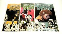 THE WALKING DEAD TRADE PAPERBACKS #4, #5, & #6  Image Comics