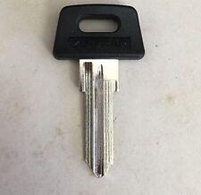 1Schlüsselrohling Schlüssel Rohling Piaggio Gilera Strom Typhon Free NRG Vespa