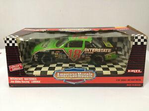 ERTL1/18Dale Jarrett #18 Interstate Batteries Joe Gibbs Racing Lumina - NIB