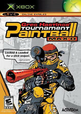 Greg Hastings'' Tournament Paintball Max''d Xbox New Xbox