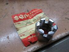NOS Suzuki OEM Rear Wheel Axle Castle Nut GT750 GS1100 GS750 GS1000 08314-31187