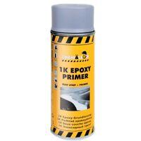 1 x 400ml 1K Grau Epoxy Primer Grundierung Spray Korrosionschutz Chamäleon