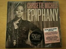CHRISETTE MICHELLE. -  EPIPHANY  -  RARE INDIE R&B  CD    - DELUXE EDITION