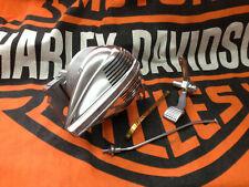"""Harley WLA Zivil WLH WL 750 45"""" Sirene WLC siren Flathead Custom Bobber"""
