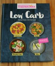 Low Carb Thermomix Buch Neu