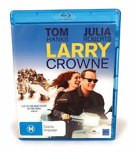 Larry Crowne - Blu Ray DVD Tom Hanks Region B Free Postage