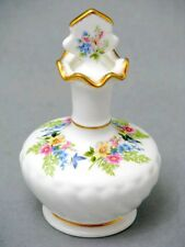 Fenton Porzellan Parfum Flakon mit Stöpsel