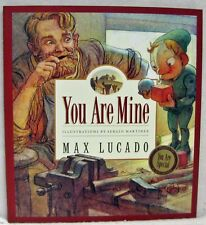 NEW You are Mine Hardcover Book by Max Lucado Children's Wemmicks Vol 2 Sequal