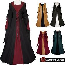 Mittelalter Kleid Gewand Milienn Maßanfertigung Farbwahl Mittelalterkostüm