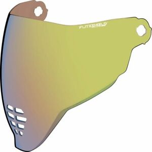 ICON AIRFLITE RST Gold Tinted Helmet Face Shield Sheild