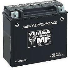 Yuasa - YUAM6RH4H - High Performance Maintenance Free Battery, YTX14H-BS~