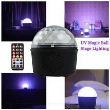 Bluetooth +Speaker Party Light Usb Uv Magic Ball Stage Effect Light Disco Ktv Us
