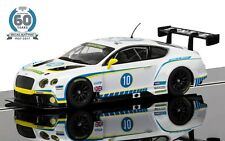 SCALEXTRIC C3831A Anniv Col No1 2010s Bentley Continental GT3 FREE POST