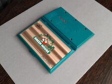 NINTENDO GAME&WATCH MULTISCREEN GREEN HOUSE GH-54 EXTRA FINE FILTROS NUEVOS!!