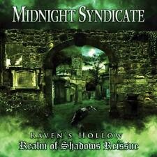 Midnight Syndicate Ravens Hollow Realm Of Shadows Halloween Background Music CD