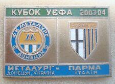 Italy European Clubs Football Badges & Pins