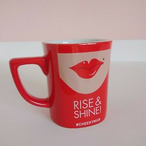 Vintage NESCAFE Mug •● Rise And Shine FAST P&P GREAT USED CONDITION