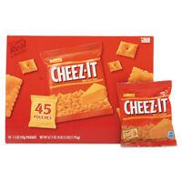 Sunshine Cheez-it Crackers Original 1.5 oz Pack 45 Packs/Carton 827553