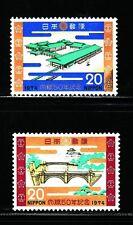 JAPÓN  1974 1099/00 2v.
