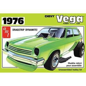 AMT 1/25 1976 Chevy Vega Funny Car