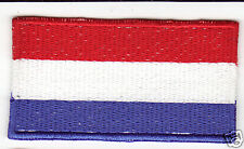 NETHERLANDS Country Flag Patch