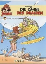 Franka # 7-I DENTI DEL DRAGO-Epsilon 2009-Henk Kuijpers-Top