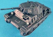 Milicast BIT1 1/76 Resin WWII Italian Carro Pesante P40 Heavy Tank