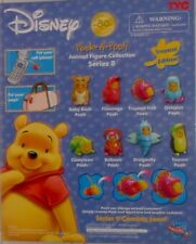 "TOMY WINNIE THE POOH PEEK A POOH SERIES 8 'TROPICAL EDITION"" NEW"