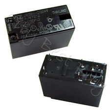 20 x JW2SN-DC24V 24VDC DC 24V 8 Pins Power Relay 5A 250V AJW7212