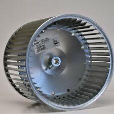 """013317-01 Lau DD10-9A Blower Wheel Squirrel Cage 10-5/8"""" x 9-1/2"""" x 1/2"""" CW"""