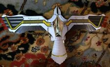 Vintage White Falcon Falconzord Eagle Bird Zord Power Rangers 1995