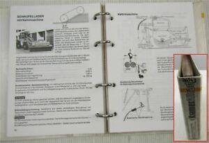 Kramer Allrad 512SL SX SLx Schaufellader Betriebsanleitung Bedienung 12/1993