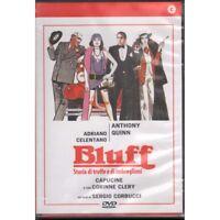 Bluff DVD Adriano Celentano / Anthony Quinn Cecchi Gori Sigillato