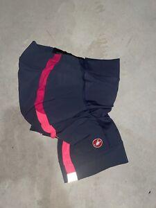 Castelli Cycling Women's BRAND NEW Velocissima 2 Short Grey Size Small
