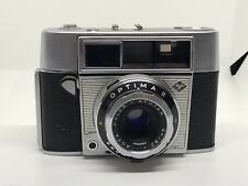 Vintage Agfa Optima II Camera *As Is* Shutter Works