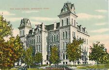 SANDUSKY OH – The High School